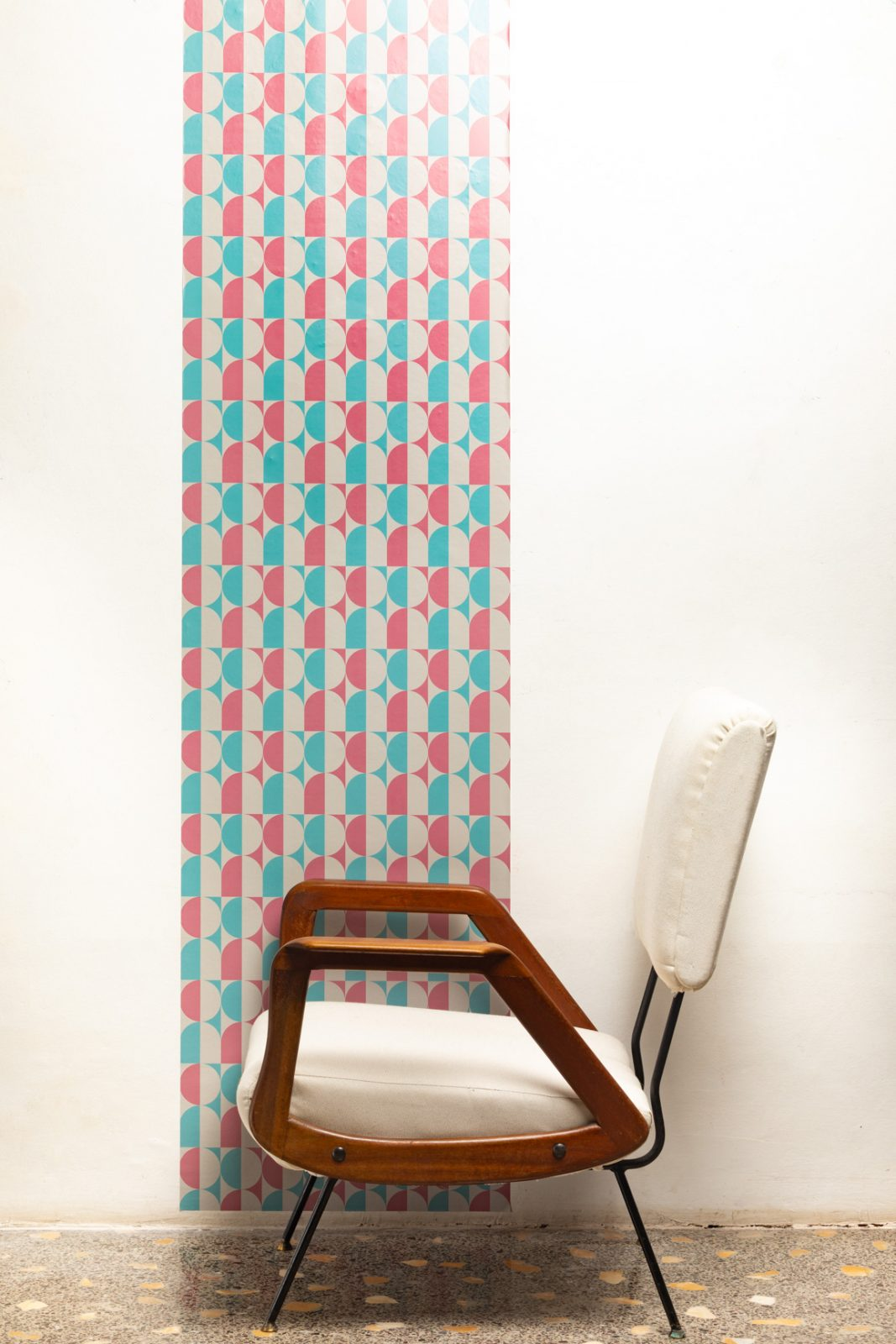 Essenzialmente50 per PPPattern, Stella Orlandino design