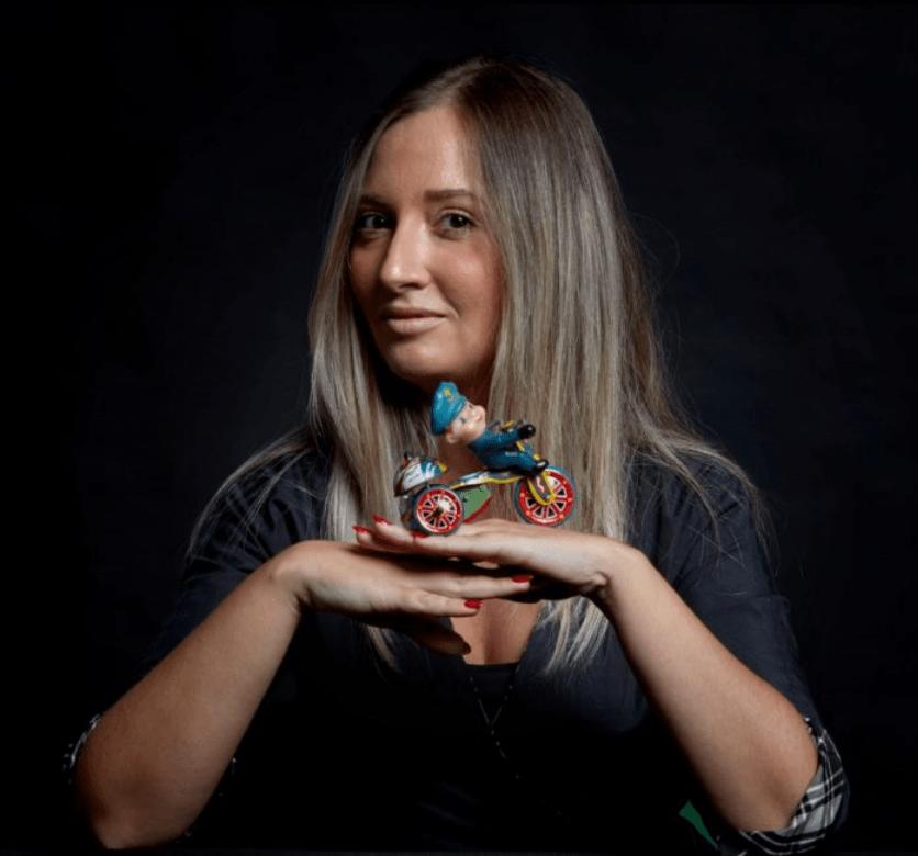 Stella Orlandino designer