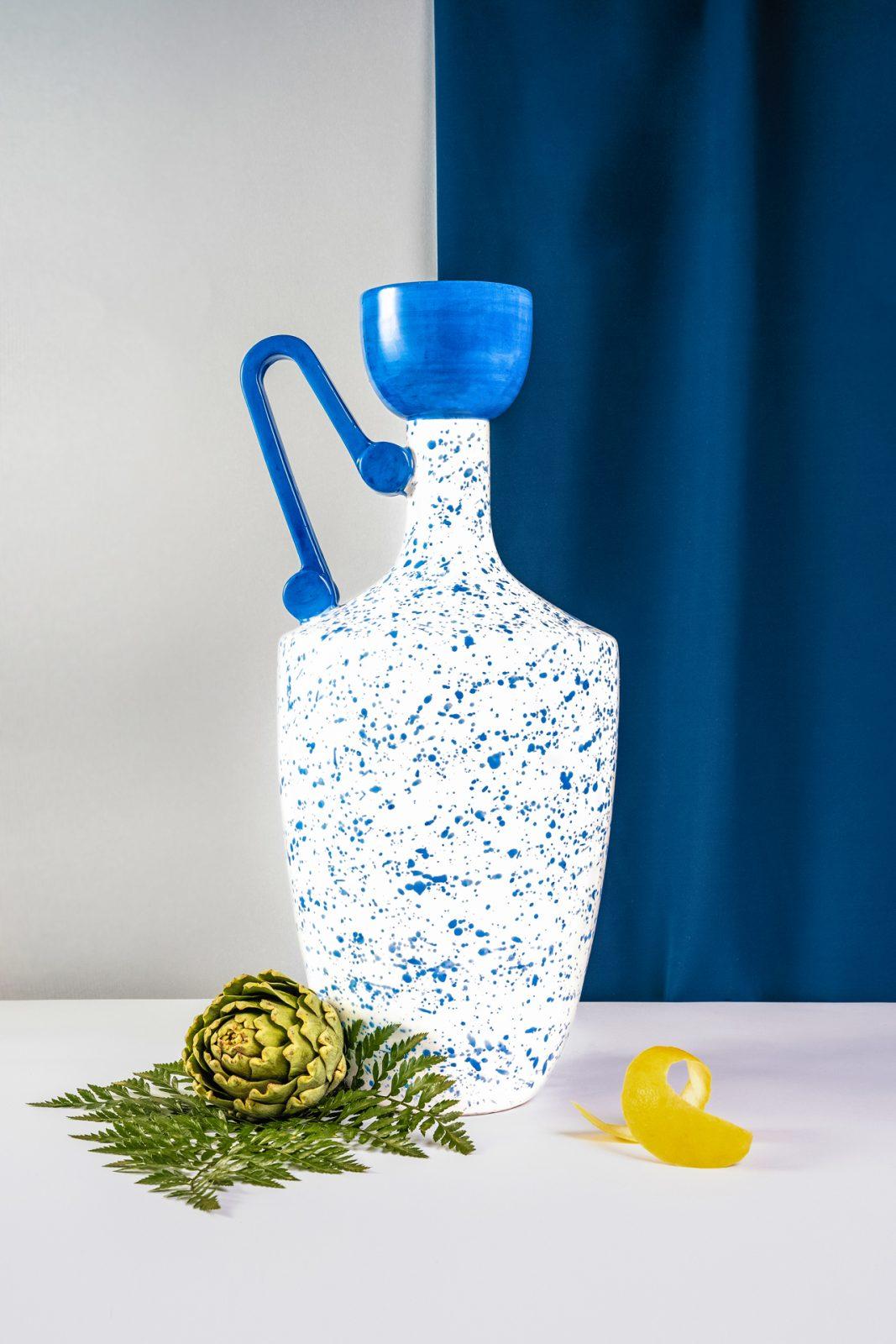 Lekythos, Segnacoli. Vasi di Design Stella Orlandino